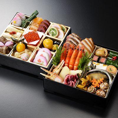 中国料理「桃李」 おせち二段重