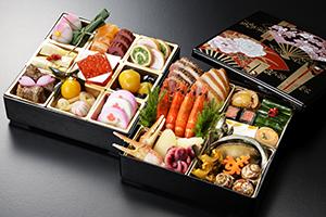 5.中国料理「桃李」おせち 二段重