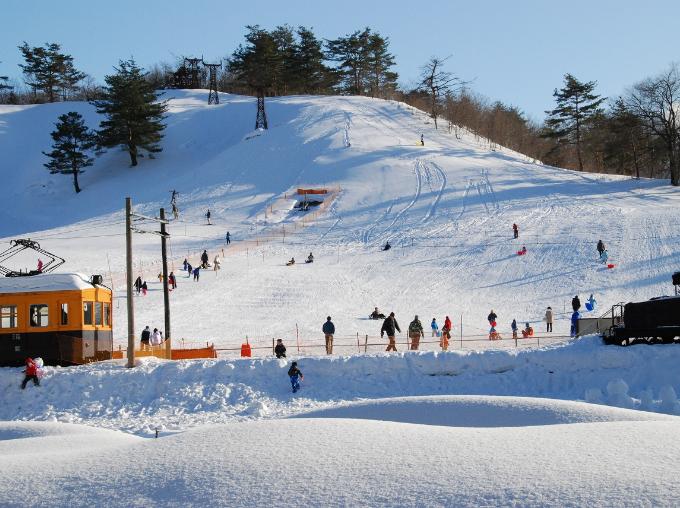 冬鳥越スキーガーデン