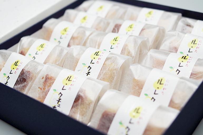 新潟名産の幻の洋梨を使ったタルト