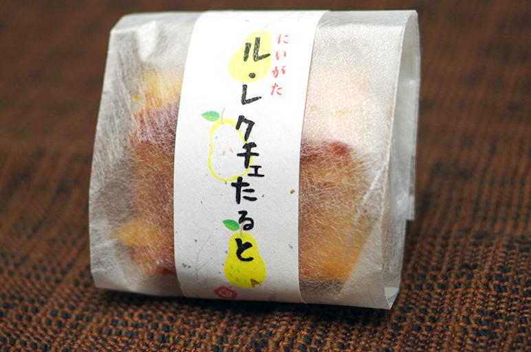 定番商品「洋梨のタルト」をル・レクチェでリメイク!
