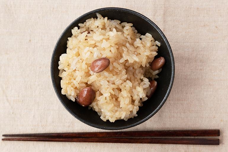 新潟の郷土料理「醤油おこわ」はお祝いごとにもぴったり!
