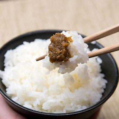 甘く爽やかな味わいでご飯が進む「食べる味噌」