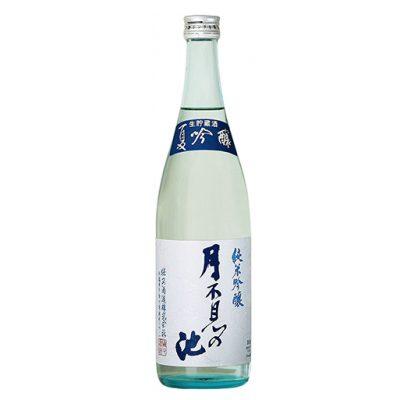 月不見の池 生貯蔵酒 純米吟醸720ml(4合)