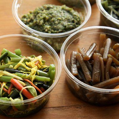 『惣菜』梱包イメージ