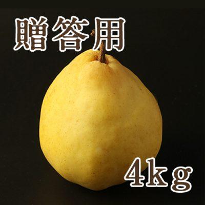 ル・レクチェ4kg(8~14玉)