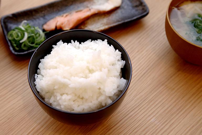 毎日の幸せに安全なご飯はいかがですか?