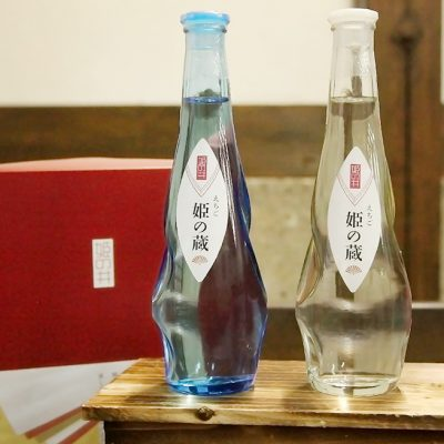 姫の井 大吟醸・純米吟醸2本セット