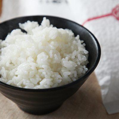 お米はコシヒカリと新之助からお選びいただけます