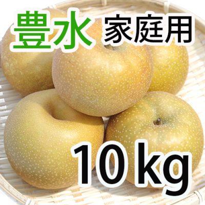 家庭用 豊水 10kg (16~28玉入)