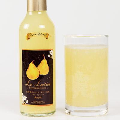 果汁100%微炭酸ジュース
