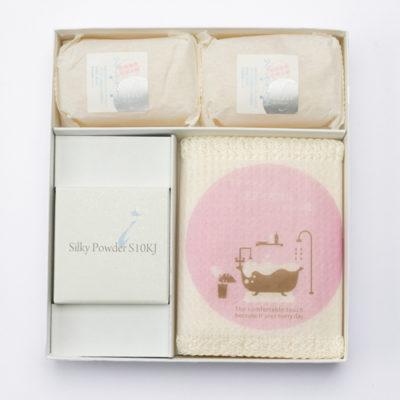 シルク化粧品ギフトセット