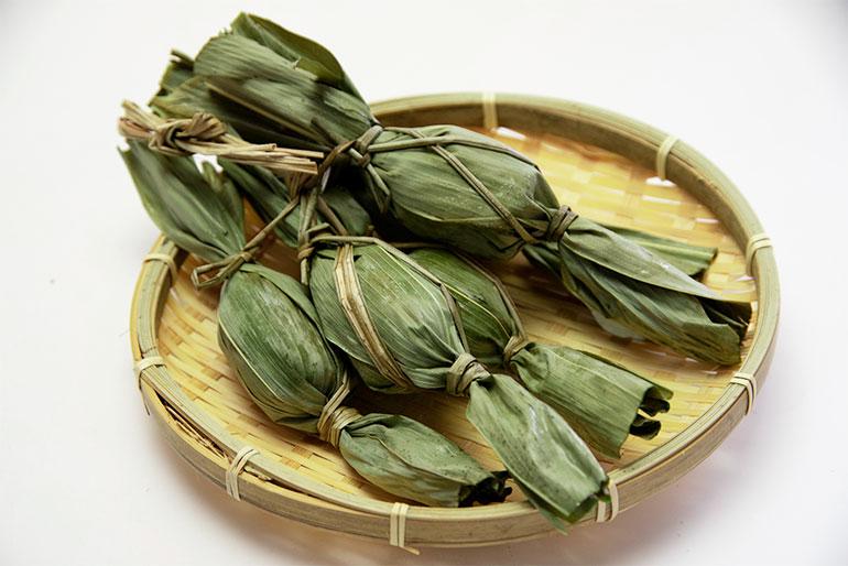 香り高く爽やかな新潟の郷土料理「笹団子」