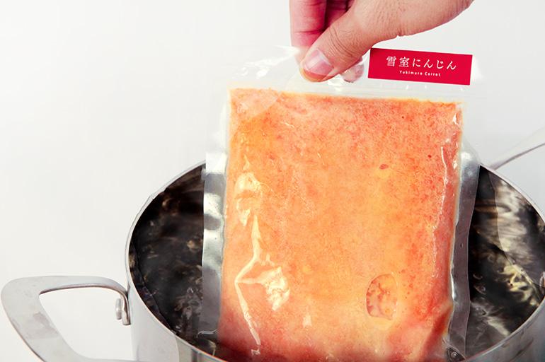 簡単調理なのに美味しい!無添加だから体にも安心