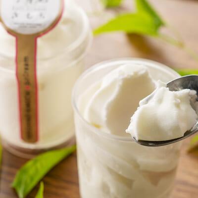 神田酪農のソフトクリームブランド「子牛のきもち」