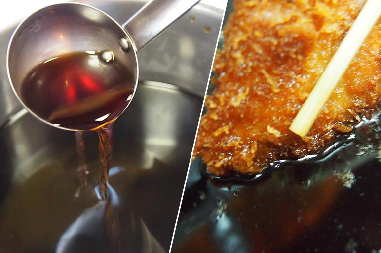 新潟市内で「カツ丼」と言えば「タレカツ丼」