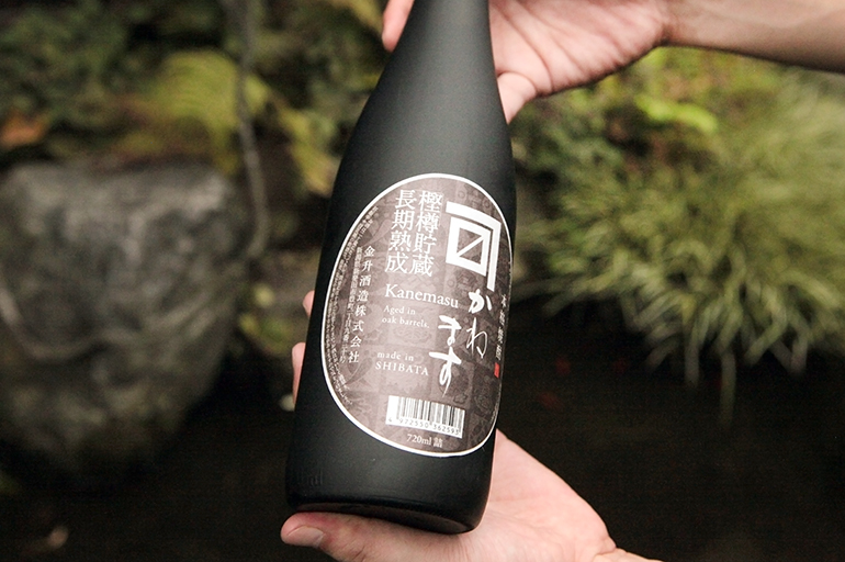 樫樽長期熟成のまろやかな味わい!生粋の米焼酎