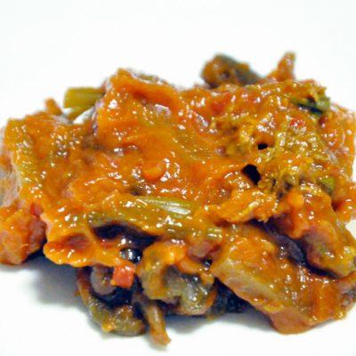 かんずり漬山菜
