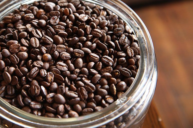 世界中から厳選したコーヒー豆