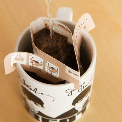 カップオンコーヒー使用イメージ