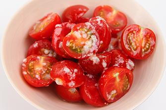 4.プチトマトの中華風漬けもの