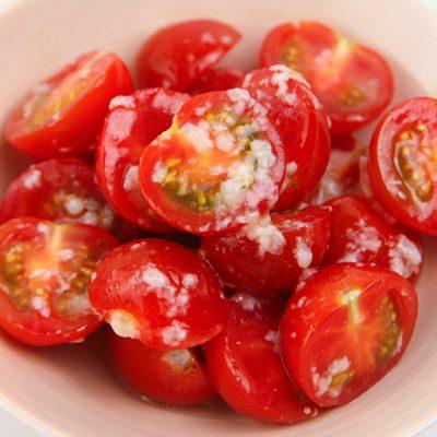 プチトマトの中華風漬けもの