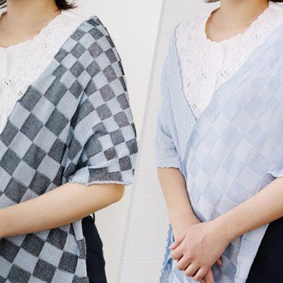 ライトブルー・黒(0101)/ライトブルー・白(0102)