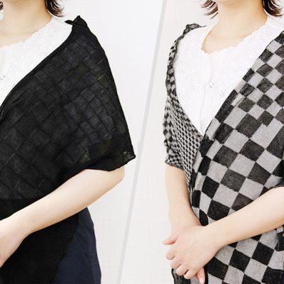 ブラック・黒(0401)/ブラック・白(0402)