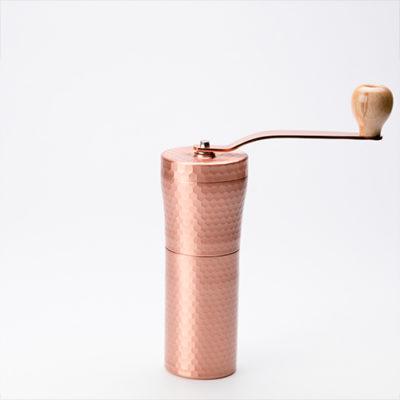 MILLU セラミック銅製珈琲挽き