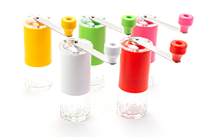 1.Ceramic Color Coffee Mill【pure】