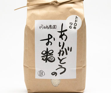 30年度米 自然栽培米トドロキワセ