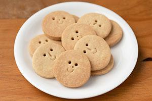 3.クッキー(玄米味)
