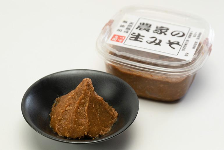 3.味噌 400g