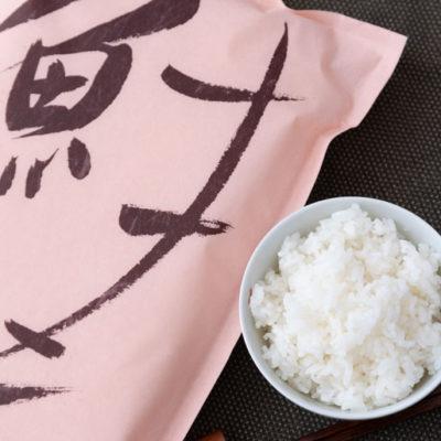 コシヒカリ「鮭」