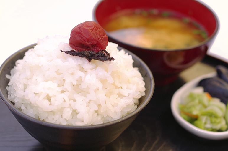 8月から新米が食べられる!?