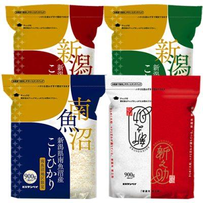 新潟米4種ギフトセット