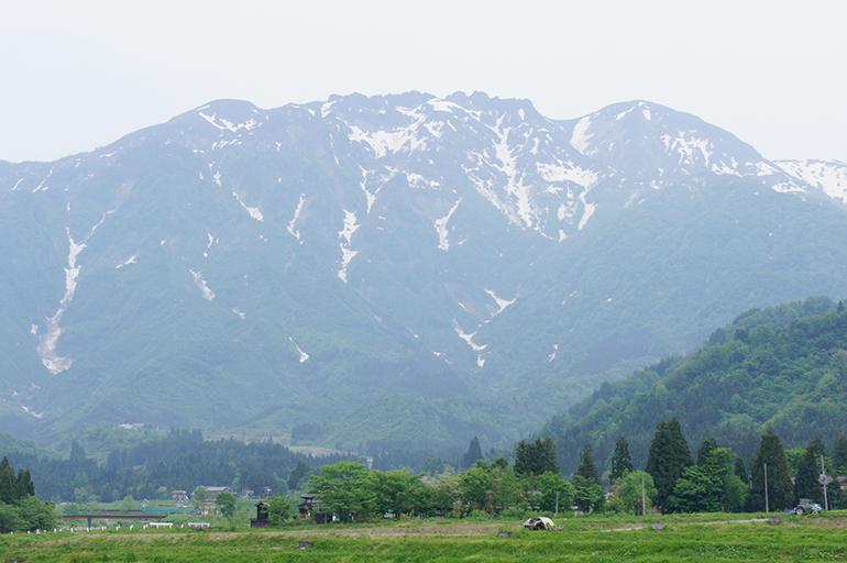 海と山に囲まれた隠れたお米の名産地「上越」