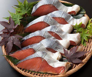 予約注文:村上名産 塩引き鮭
