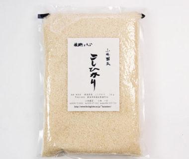 令和元年度米 新潟産コシヒカリ(従来品種)