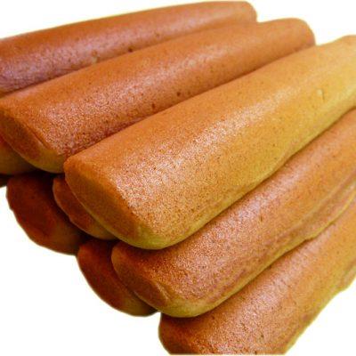 ぽっぽ焼き(蒸気パン)