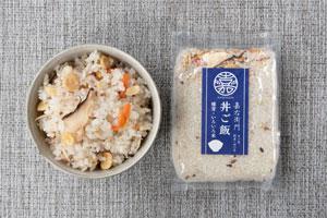 4.丼ご飯(椎茸)