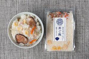 5.丼ご飯(昆布)