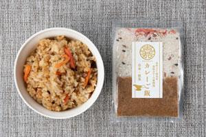 6.カレーご飯(白米)