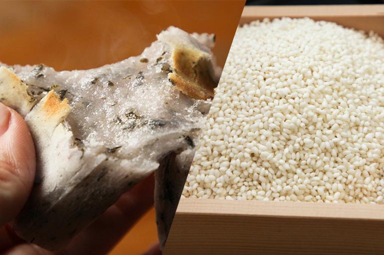 米栽培からはじまる餅作りへのこだわり
