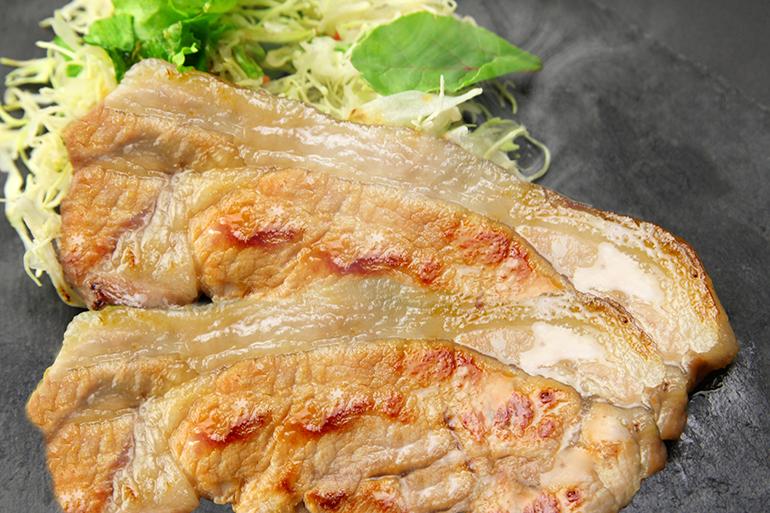 3.旨みぎっしりロース味噌漬け・塩麹漬け