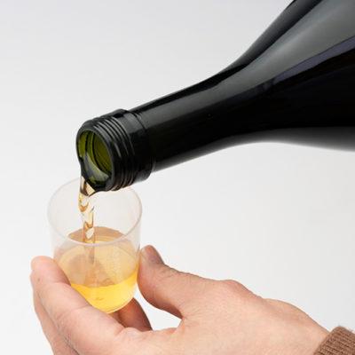 毎日就寝前に20~25mlほど飲むだけ!