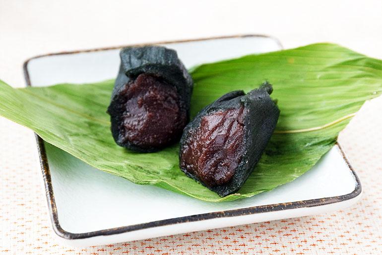 上品な甘さと強いコシが美味しい笹団子