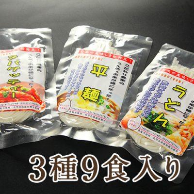 米粉麺 3種9食入り