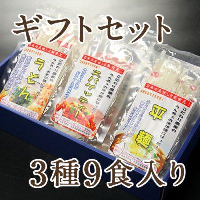 米粉麺 3種9食入り ギフトセット