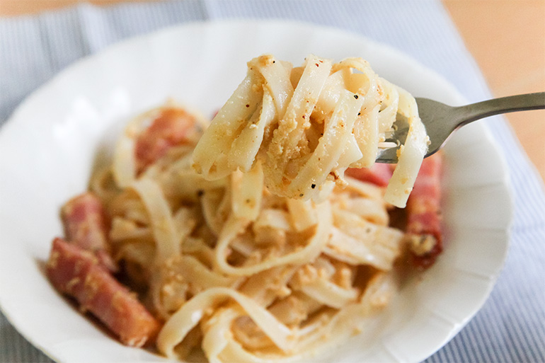 米どころ新潟から究極の「米粉麺」が誕生!